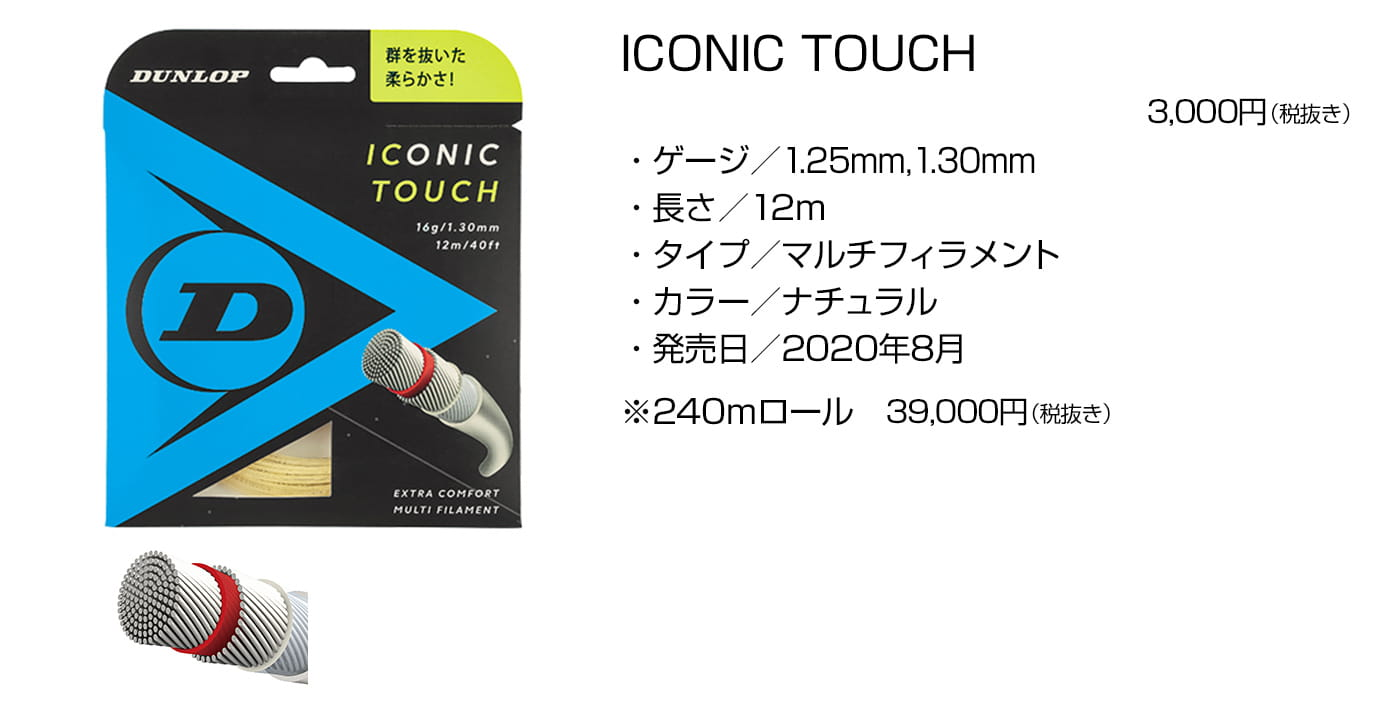 ICONIC TOUCH